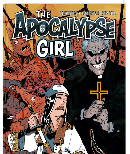 The Apocalypse Girl Vol. 2 Issue #1: Provocation