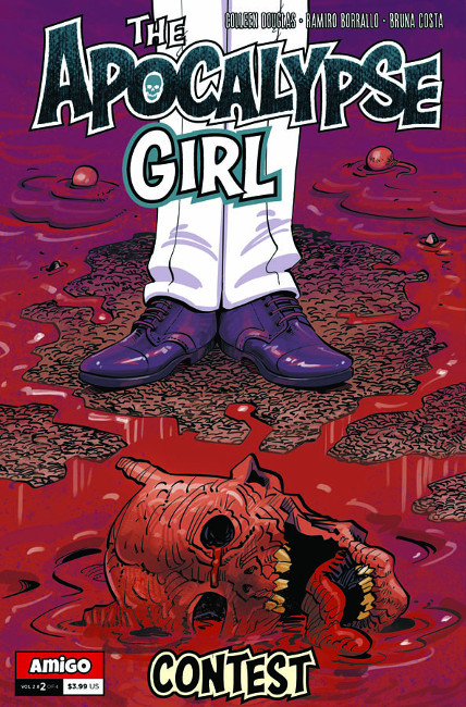 The Apocalypse Girl Vol. 2 Issue #2: Contest