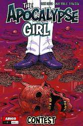 The Apocalypse Girl Volume II: Issue 2 Contest