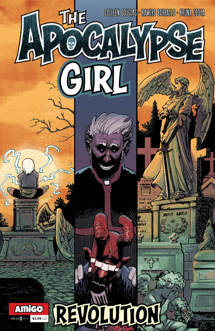 The Apocalypse Girl Volume 2 Issue #3: Revolution