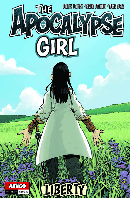 The Apocalypse Girl Vol. 2 Issue #4: Liberty