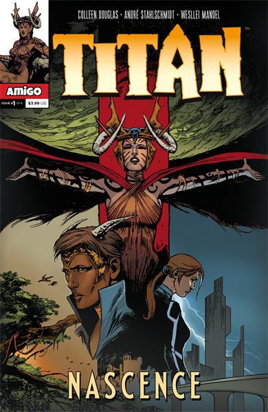 Titan: Nascence