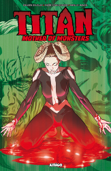 Titan Trade Paperback Front Cover