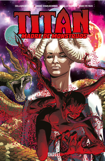 Titan TPB (Spanish version)