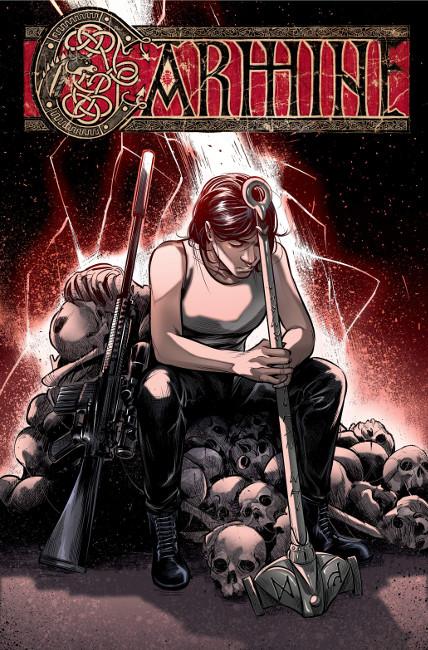 Carmine Issue #1: Summoning