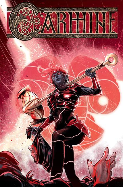 Carmine Issue #3: The Lightning Beast