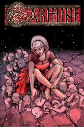 Carmine Issue #4: Deconstruction