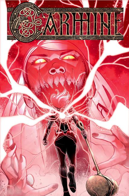 Carmine Issue #5: Primogeniture