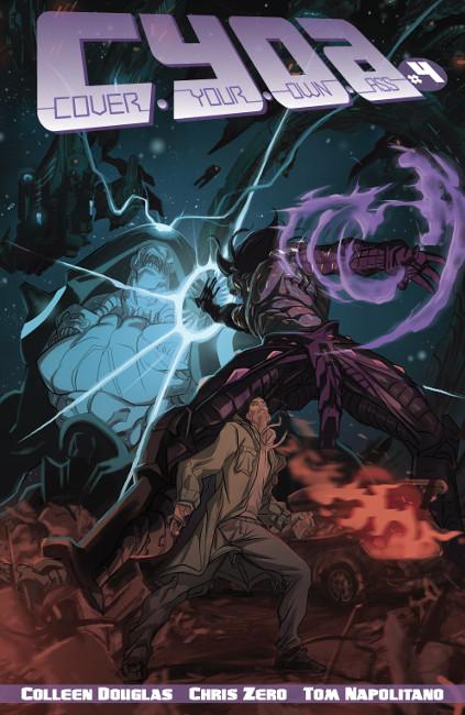 C. Y. O. A. Issue #4