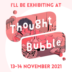 Thought Bubble 2021