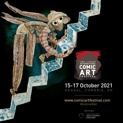 Lakes International Comics Arts Festival